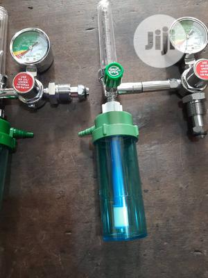 Oxygen Gauges Top And Side | Medical Supplies & Equipment for sale in Lagos State, Lagos Island (Eko)