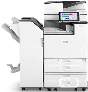 Ricoh IM C6000 MFP (Sales Installation and Maintenance)   Printers & Scanners for sale in Lagos State, Surulere