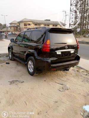 Lexus GX 2007 470 Sport Utility Black | Cars for sale in Rivers State, Port-Harcourt