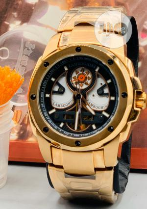 Lamborghini Wrist Watch   Watches for sale in Lagos State, Lagos Island (Eko)