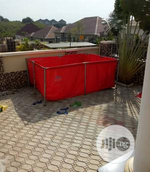 Imported Korean Mobile Fish Pond | Farm Machinery & Equipment for sale in Rivers State, Port-Harcourt