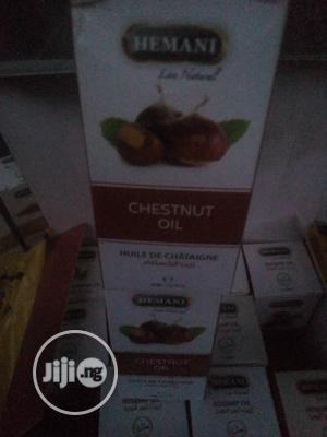 Chest Nut Oil   Feeds, Supplements & Seeds for sale in Rivers State, Port-Harcourt