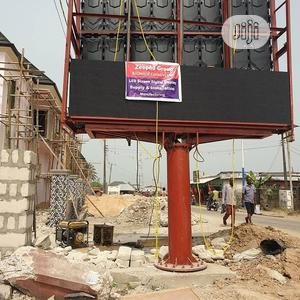 LED Screen Display Billboard Construction Nigeria | Manufacturing Services for sale in Abuja (FCT) State, Central Business District