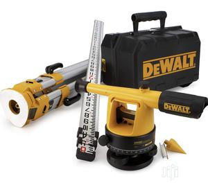 DEWALT DW090PK 20X Builder's Level Package With Tripod And Rod   Measuring & Layout Tools for sale in Lagos State, Ojo