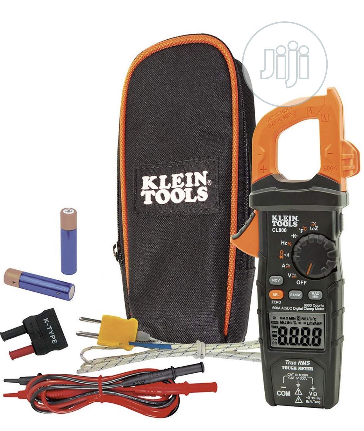 Klein Tools Clamp Meter CL800