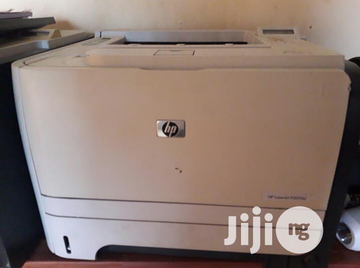 HP 2055 Black and White Laserjet Printer