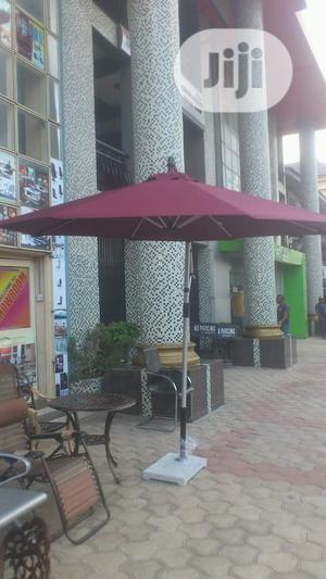 High Quality & Strong Garden Outdoor Umbrella.   Garden for sale in Lagos State, Lagos Island (Eko)