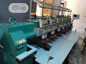 Feiya Six Head Monogram Machine | Manufacturing Equipment for sale in Lagos State, Lagos Island (Eko)