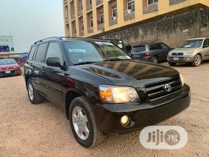 Toyota Highlander 2007 Limited V6 4x4 Black   Cars for sale in Lagos State, Ikeja
