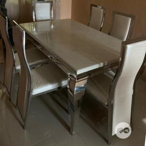 Imported Marble Dining Table | Furniture for sale in Lagos State, Isolo