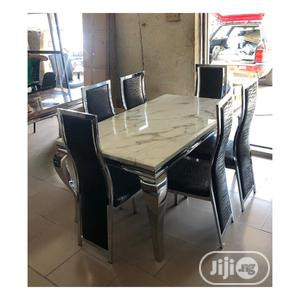 Unique Imported Marble Dining Table | Furniture for sale in Lagos State, Isolo