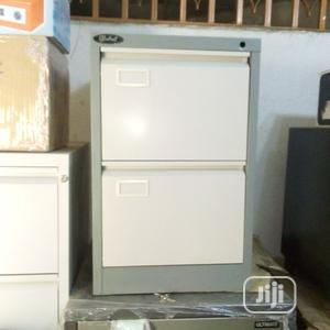 2 Drawer Filling Metal Cabinet | Furniture for sale in Lagos State, Yaba