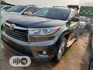 Toyota Highlander 2015 Green | Cars for sale in Edo State, Benin City