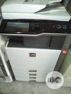 Sharp Mx_c4100 DI Machine   Printers & Scanners for sale in Lagos State, Surulere
