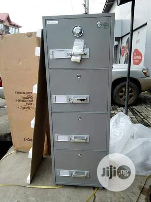 Italian High Quality Fireproof Safe 4 Drawers   Safetywear & Equipment for sale in Lagos State, Ojo