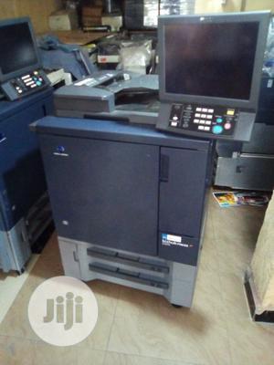 Konica Minolta Bizhub Press C1070 DI Machine   Printers & Scanners for sale in Lagos State, Surulere