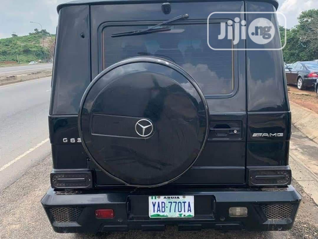 Mercedes-Benz G-Class 2007 Black   Cars for sale in Ekwusigo, Anambra State, Nigeria