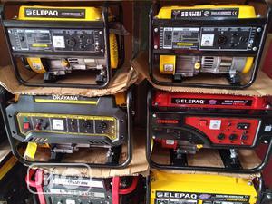 Small Elepaq Generator   Electrical Equipment for sale in Edo State, Benin City