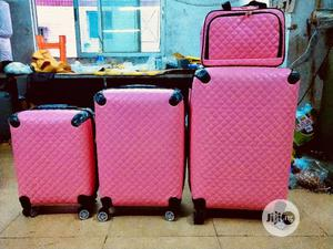 Pink Set Luggage   Bags for sale in Lagos State, Lagos Island (Eko)