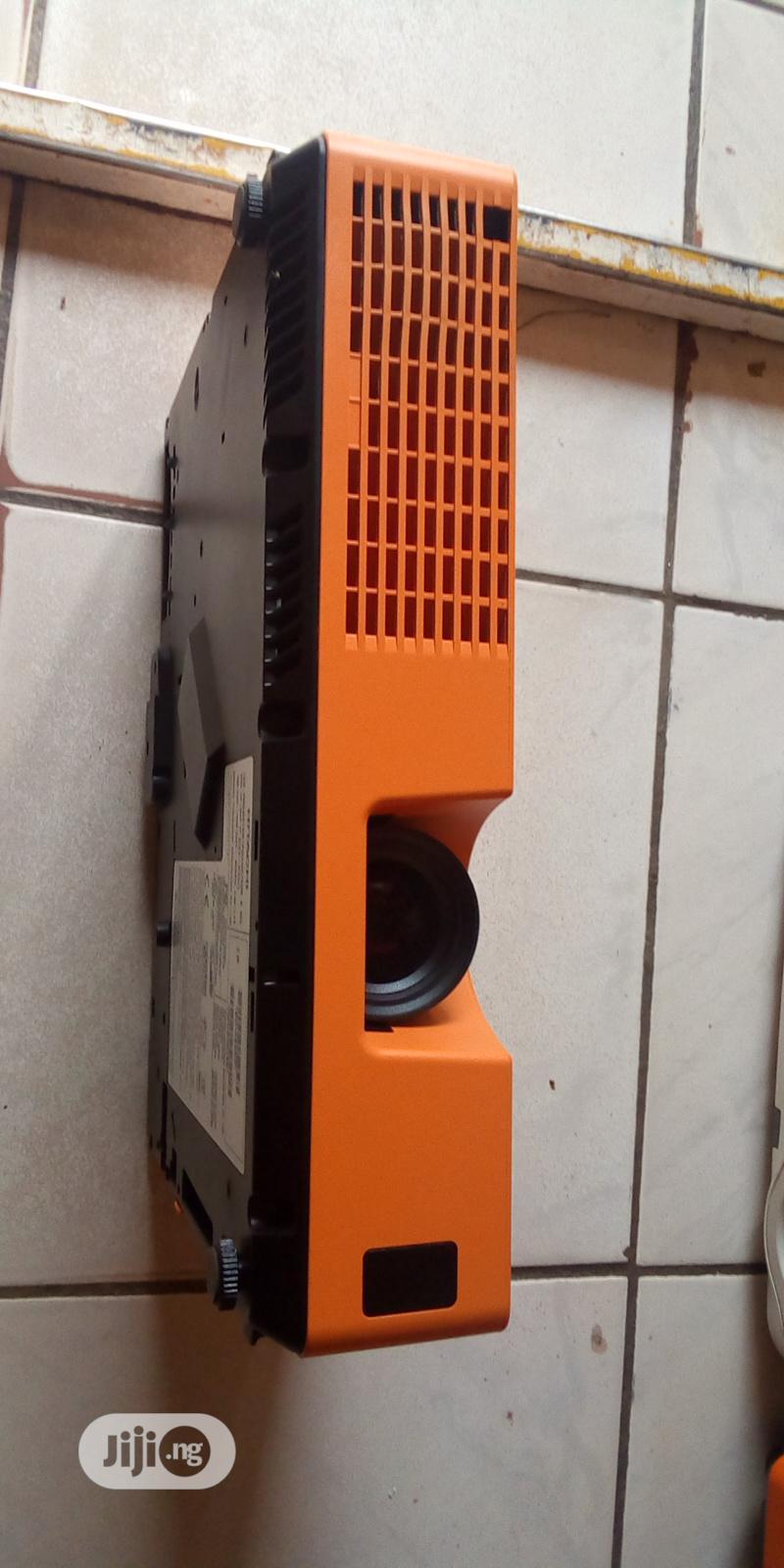 Slim Hitachi Projector   TV & DVD Equipment for sale in Kuje, Abuja (FCT) State, Nigeria