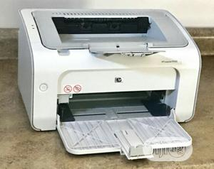 HP 1005 BLACK and White Laserjet Printer | Printers & Scanners for sale in Lagos State, Ikeja