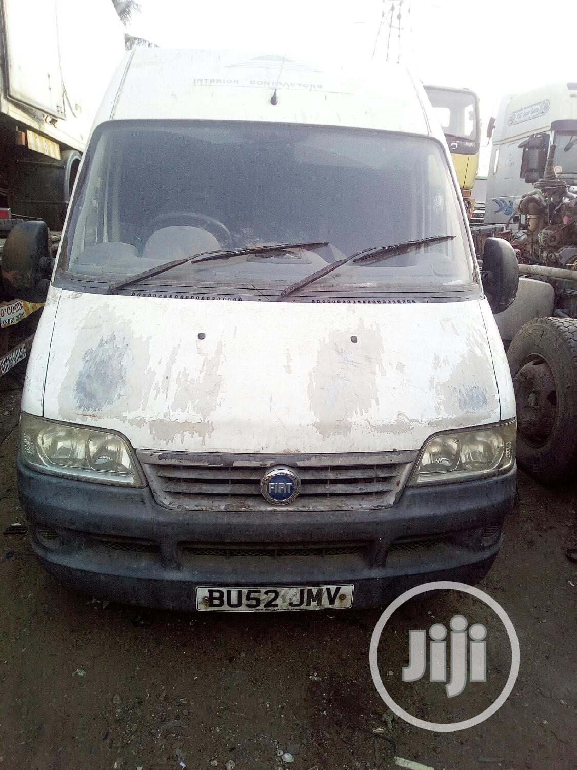 Archive: Ducato Bus Is For Sale