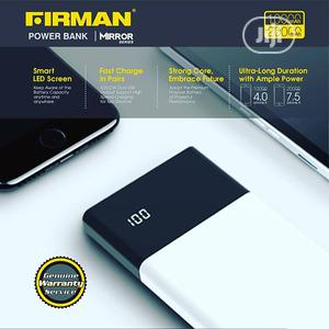 20,000mah Original Firman Power Bank With Led Digital Screen | Accessories for Mobile Phones & Tablets for sale in Lagos State, Surulere