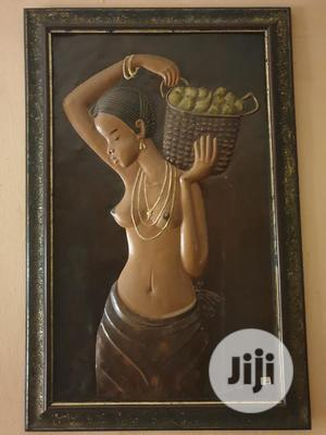 """""""African Maiden"""" 2D Brass Relief Work   Home Accessories for sale in Lagos State, Ikeja"""