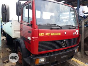 Mercedes Benz Truck 1320 2002 Red   Trucks & Trailers for sale in Lagos State, Apapa