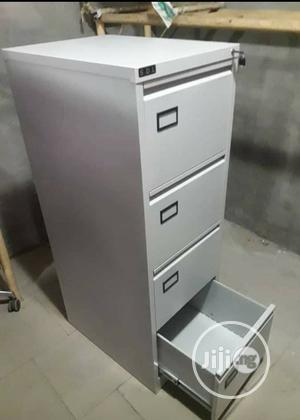4-Drawer Metal Filing Cabinet | Furniture for sale in Lagos State, Victoria Island