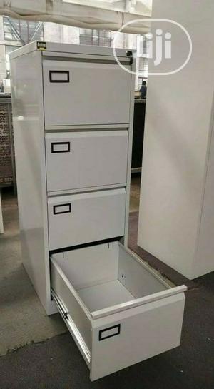 4-Drawer Metal Filing Cabinet | Furniture for sale in Lagos State, Ikorodu