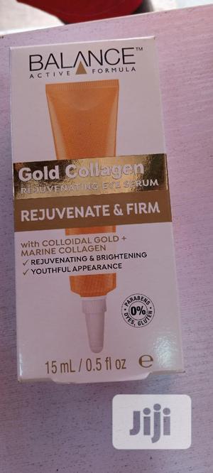 Balance Active Formula Gold Collagen Eye Serum | Skin Care for sale in Lagos State, Amuwo-Odofin