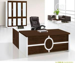 White Executive Table | Furniture for sale in Lagos State, Ojo
