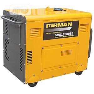 Sumec Firman 10kva Diesel Sound Proof Generator | Electrical Equipment for sale in Lagos State, Ojo
