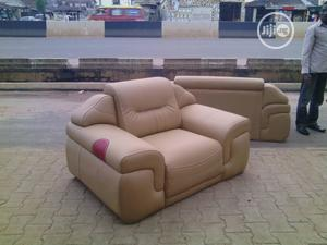 Set Of Chair Dar Contains 1 Three Sitter 1 Two Sitter And 2 Single | Furniture for sale in Edo State, Benin City