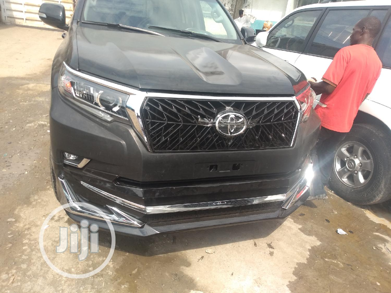 Upgrade Your Toyota Prado 2010 To 2019 Model