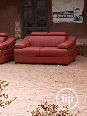 A Set of Chair 3 Sitter Double and 2 Single | Furniture for sale in Edo State, Benin City