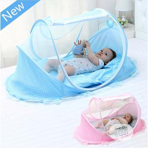 Foldable Baby Bed With Mosquito Net | Children's Furniture for sale in Lagos State, Lagos Island (Eko)