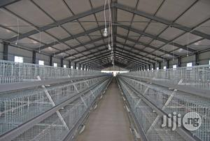 Premium Cage For Poultry Layers | Farm Machinery & Equipment for sale in Oyo State, Ibadan