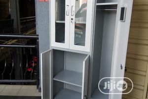 Metal Book Shelves And Wardrobe | Furniture for sale in Lagos State, Lagos Island (Eko)