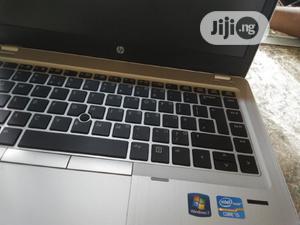 Laptop HP EliteBook Folio 9470M 4GB Intel Core I5 SSD 128GB | Laptops & Computers for sale in Lagos State, Ikeja