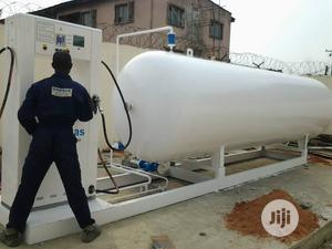 LPG Gas Tank Full Installation And Delivery | Manufacturing Equipment for sale in Lagos State, Lagos Island (Eko)