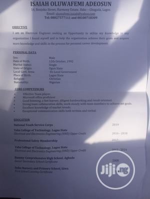 Customer Service Executives In Insurance | Customer Service CVs for sale in Lagos State, Oshodi
