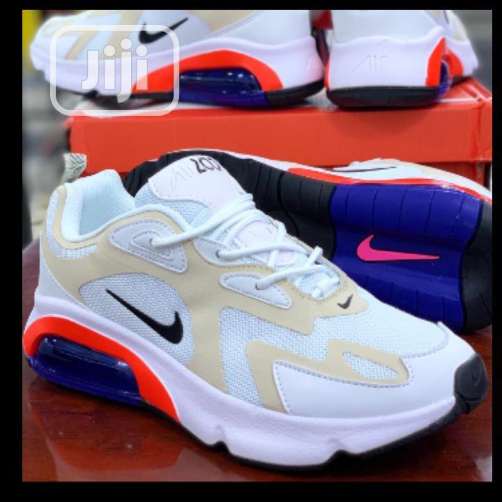 Original Nike Airmax 200 Sneakers