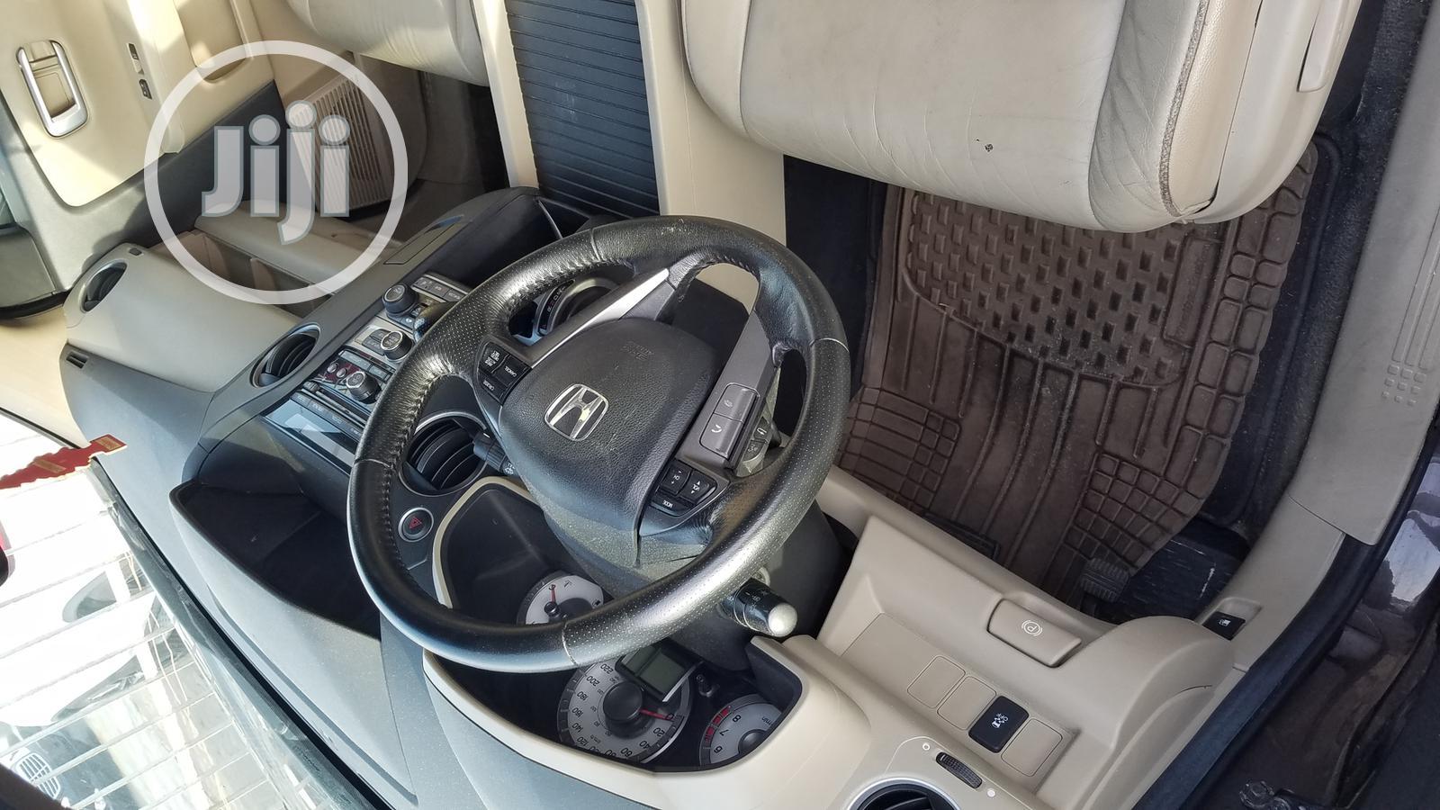 Honda Pilot 2012 Brown   Cars for sale in Lekki, Lagos State, Nigeria
