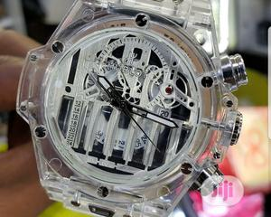 Quality Transparent Hublot Watch | Watches for sale in Kwara State, Ilorin West