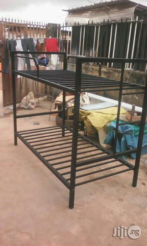 Double Metal Bunk Bed   Furniture for sale in Lagos State, Victoria Island