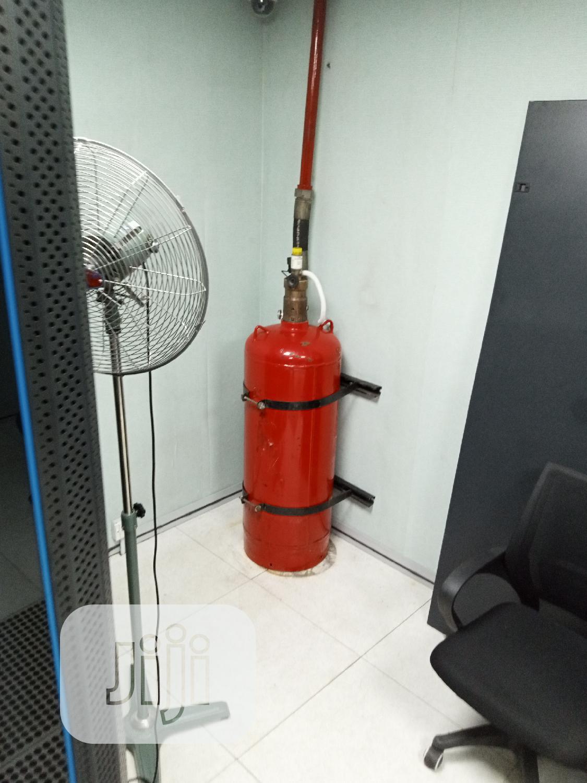 Archive: FM200 Fire Suppression System Servicing/Refilling