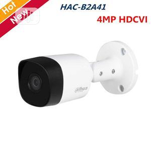 Dahua Security CCTV 4mp Hdcvi IR Bullet Camera Hac-b2a41   Security & Surveillance for sale in Lagos State, Ikeja