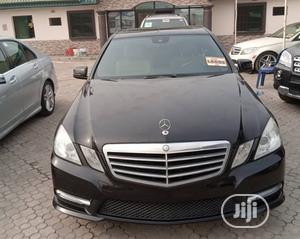 Mercedes-Benz E350 2013 Black | Cars for sale in Lagos State, Surulere